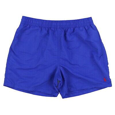 Polo Ralph Lauren Mens Bathing Suit Bottoms Lined Swim Trunks Shorts Pony Logo