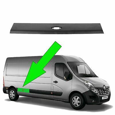Renault Master Plastic Protective Side Moulding Strip Door Trim RIGHT O//S 2010+