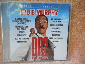 DR-DOLITTLE-2-ORIGINAL-MOTION-PICTURE-SOUNDTRACK-C-D-NEW