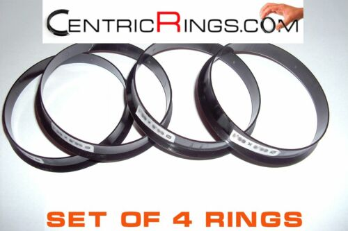 HUB CENTRIC RINGS 68.1-54.1mm free WORLD shipping 68,1-54,1 SET OF 4 RINGS