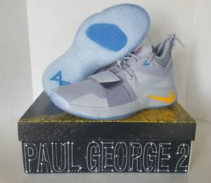 the best attitude 3007f 689b3 Details about Nike Paul George PG 2.5 x PLAYSTATION Wolf Grey BQ8388-001  PG2 Play Station