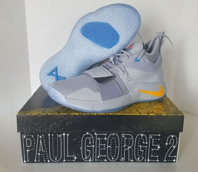 info for 14945 7b90c Nike Paul George PG 2.5 x PLAYSTATION Wolf Grey BQ8388-001 PG2 Play Station