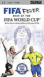 FIFA Fever - Best Of The World Cup [UMD Mini for PSP], DVD, New, FREE & Fast Del