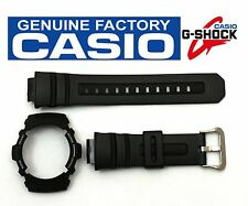CASIO Original AWG-100 G-Shock Black BAND & BEZEL Combo AWG-101 AW-590 AW-591