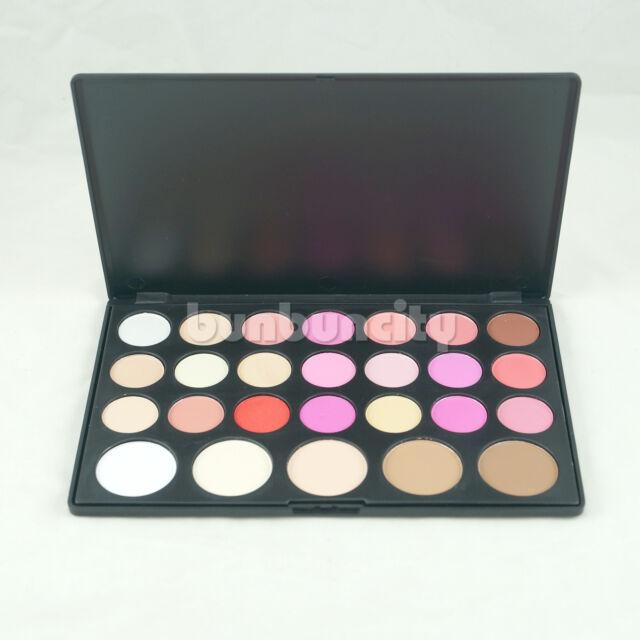26 Color Blush & Contour Combo Palette Cosmetic Makeup Powder Set (P26X)