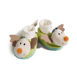 NICI-Babyschuhe-Drache-Dragilu-mit-Rassel-Schuhe-Pluesch-Pluesch-Polyester-Blau