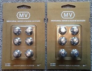 watch f598d 31a5d ... REPLACEMENT-SCREW-IN-STUDS-FOR-NIKE-MERCURIAL-VAPOR-