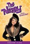 The Nanny Season 5 Fifth Series Five Region 1 DVD Fran Drescher