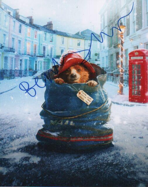 Ben Whishaw Paddington Autographed Signed 8x10 Photo COA #0A125