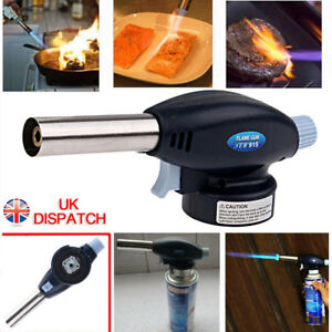 Flame Jet Gas Butane Blow Torch Burner Welding Solder Iron Soldering Lighter HOT 714131829316