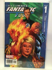Ultimate-Fantastic-Four-1-VF-1st-Imprime-Marvel-Comics