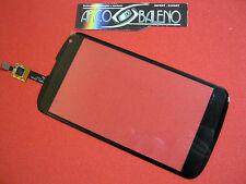 VETRO+ TOUCH SCREEN per LG NEXUS 4 BLACK E960 OPTIMUS LCD DISPLAY COVER RICAMBIO