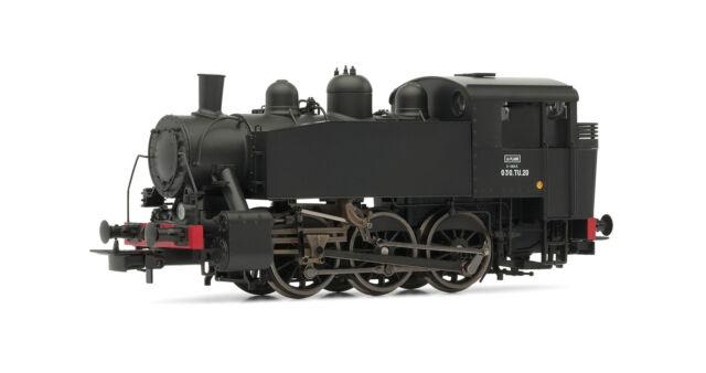JOUEF HJ2262 LOCOMOTIVE A VAPEUR 030 TU 20 DE LA SNCF EPOQUE III