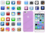 Iphone with 32 App Icons Edible Rice Paper or Icing Birthday Cake Toppers