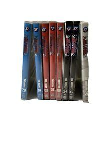 Shonen-Jump-Bleach-DVD-Lot-The-Bount-The-Entry-The-Assault-The-Substitute