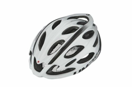 Limar UltraLight White//Silver Road Bike Cycling Helmet CPSC Certified