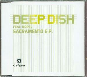 Deep-Dish-Sacramento-Ep-Feat-Morel-7-Tracks-Rare-Cd-Perfetto-Spedito-in-48-H