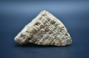Rare-Ancient-Early-form-of-writing-clay-tablet-C-1800-BC