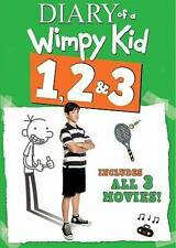 Diary of a Wimpy Kid Collection (DVD, 2013, 3-Disc Set) -17214-146-001