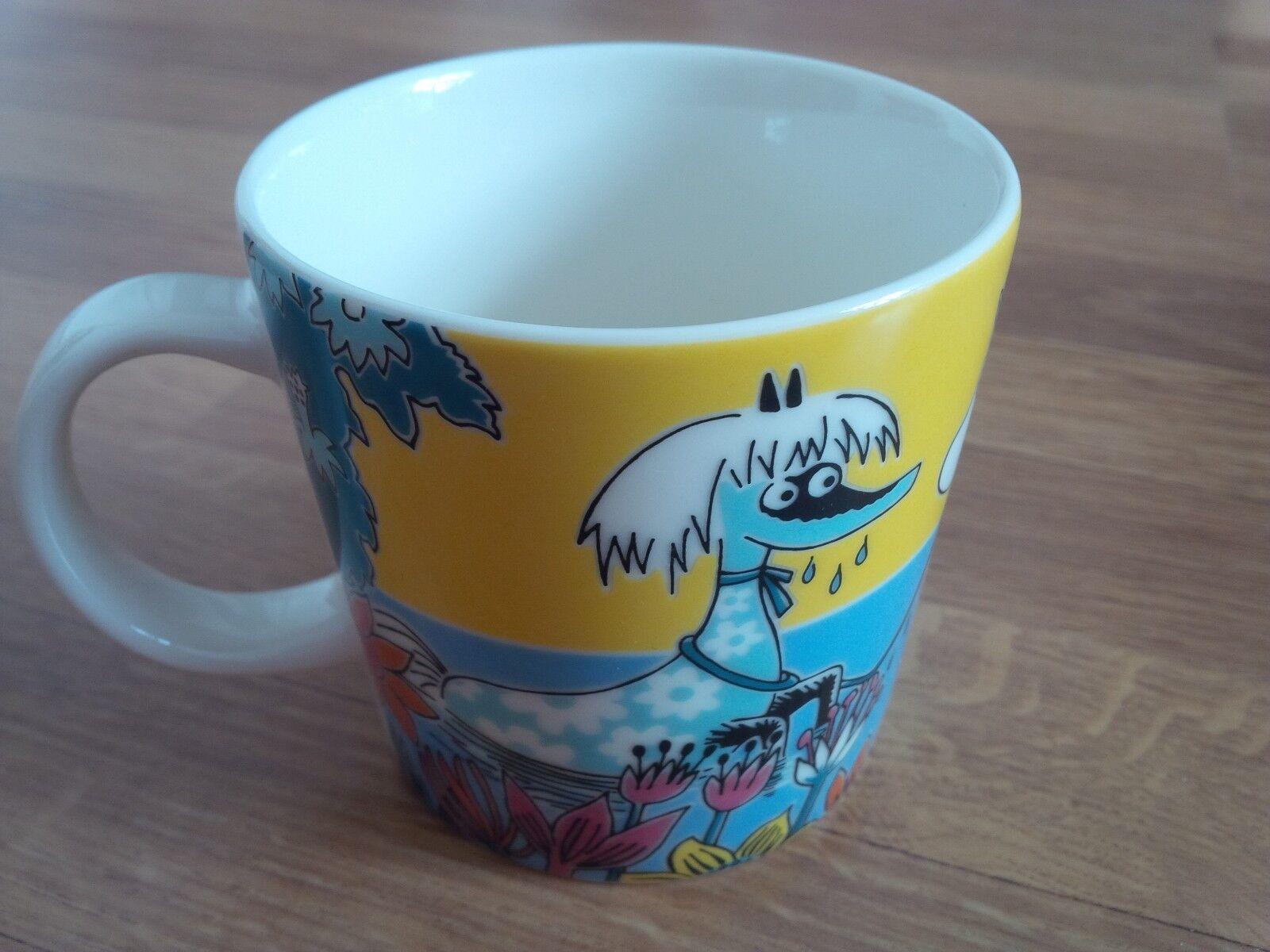 Moomin Tasse Gobelet Primafemmes's Horse d'été Summer 2012 Muumi Moomin Mug LTD ED
