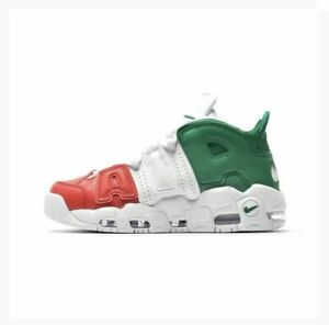 watch fdcb7 f1bcf Nike Air More Uptempo 96 Italy QS Milan Europe Pack AV3811 600 ...