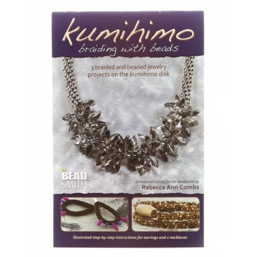 Beadsmith Kumihimo Braiding with Beads Book (G71/4)