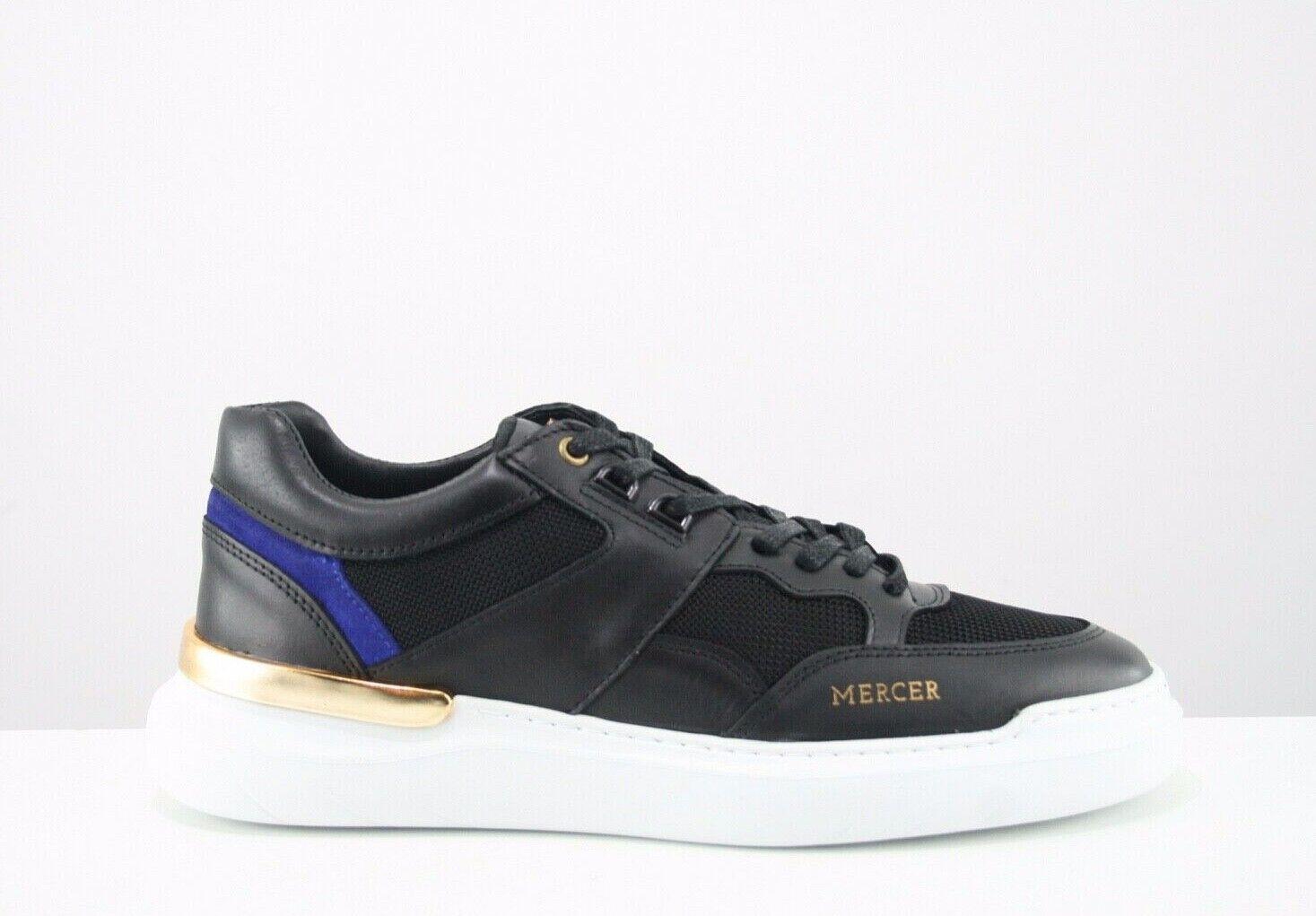 Mercer Backspin Para Hombre Zapatillas Negro-