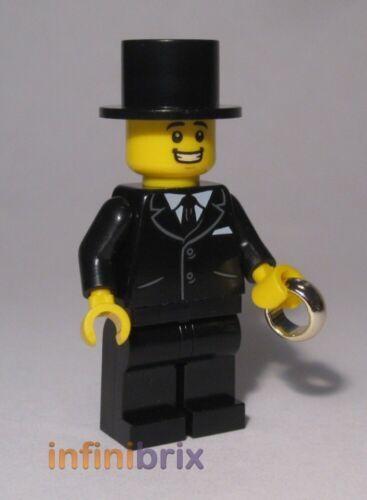 Lego Groom Minifigure from set 40197 Wedding NEW hol114