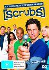 Scrubs Complete Season 4 DVD Region 2 Compatible