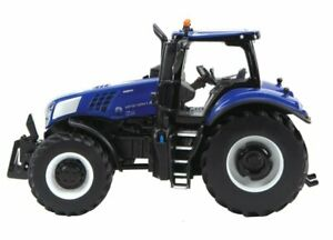 BRITAINS 1/32 NEW HOLLAND | T8.435 TRACTOR 2018 | BLUE BLACK