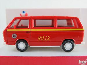 Herpa-046213-VW-t3-furgoneta-034-FW-Hamburgo-abc-erkundungskraftwagen-034-1-87-h0-nuevo-en-el
