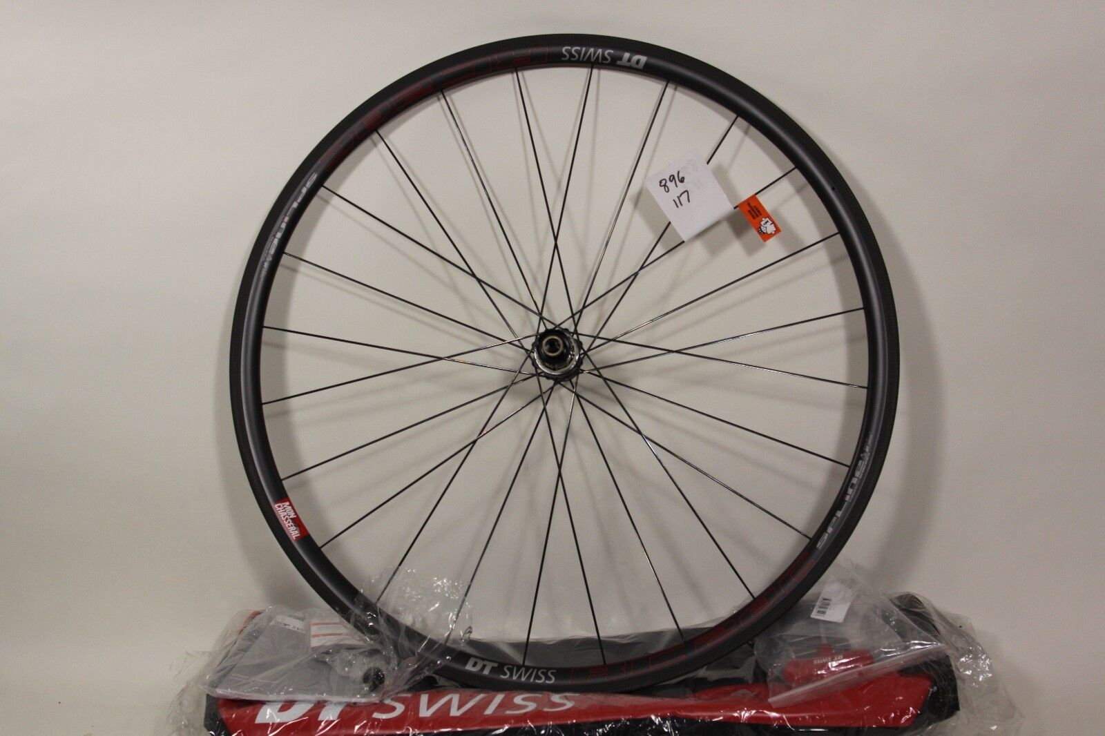DT Swiss 700c Carbon Rear Wheel RC28 Spline 10mm QR 9-10-11sp  24h  896117