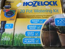 Hozelock 15 Pot Plant Watering Kit Irrigation With Mechanical Timer HOZ2802