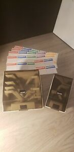 """BUNDLE Allsop 3.5"""" Floppy Containers - FREE EXTRAS included - Storage Vintage"""