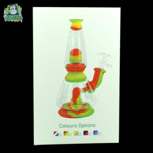 Details about  /Water Pipe Hookah Shisha Bong Cone Beaker Smoking Silicone Filter Glass Bowl