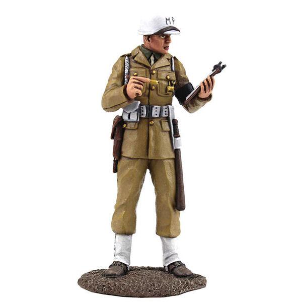 BRITAINS SOLDIERS WW2 25030 - U.S. Military Policeman USAAF, England, 1942-45