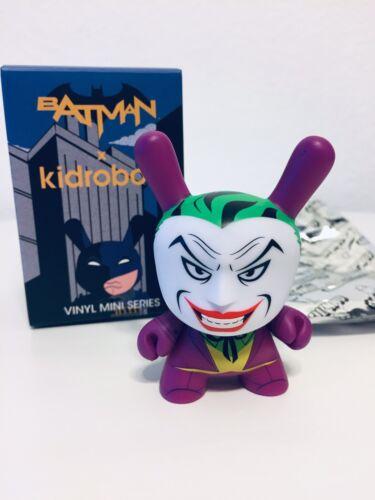 """2017 """"Joker"""" Kidrobot Dunny-Batman series"""