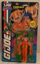 GI Joe Star Brigade Alien Carcass With Bendable Monster Arms Hasbro Vintage MOC