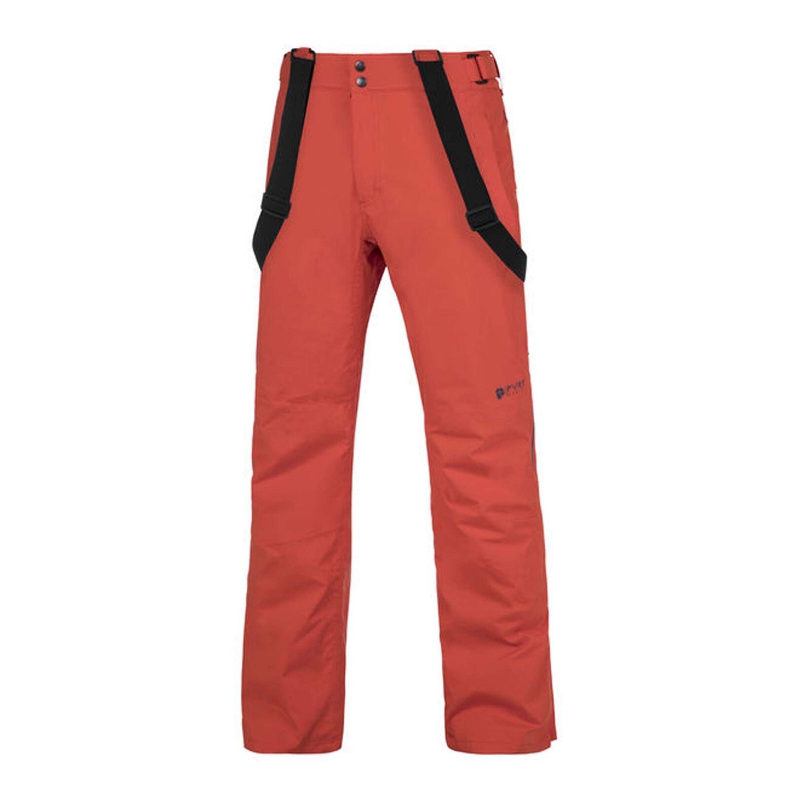 Predest Mens Miikka 18 Ski Snowboard Snow Pants orange