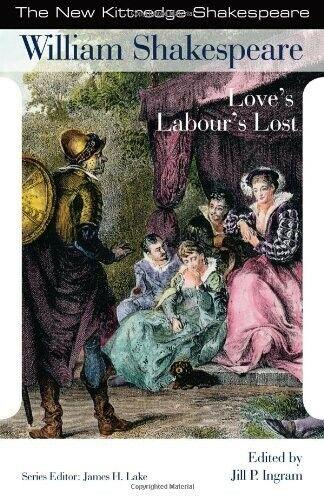 Love's Labour's Lost (New Kittredge Shakespeare) - New Book Shakespeare, William