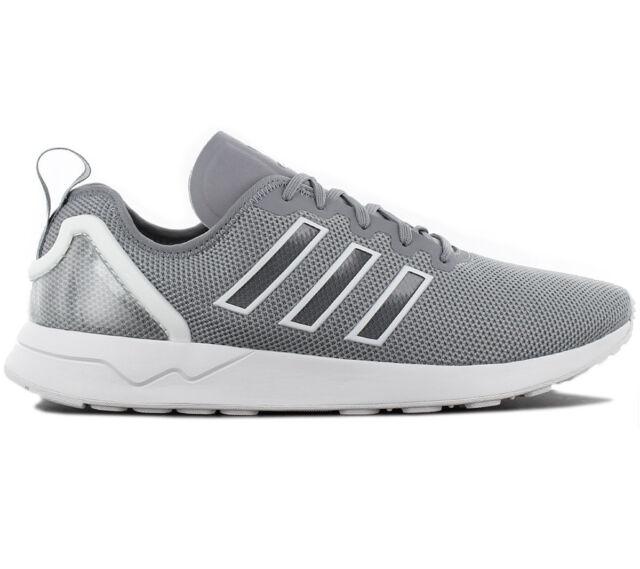 1f513e797d8f6 Adidas Originals Zx Flux Adv Men s Sneakers Shoes Grey S79006 Gym Shoe New