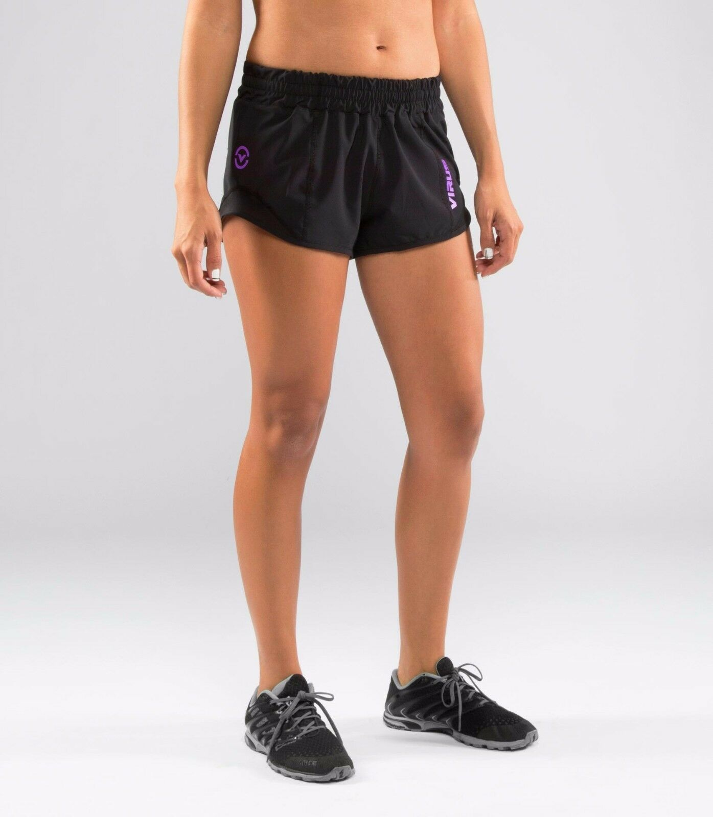 Virus Women's Loose Fit TRACE ECO25 Training shorts. Crossfit. Workout. Running