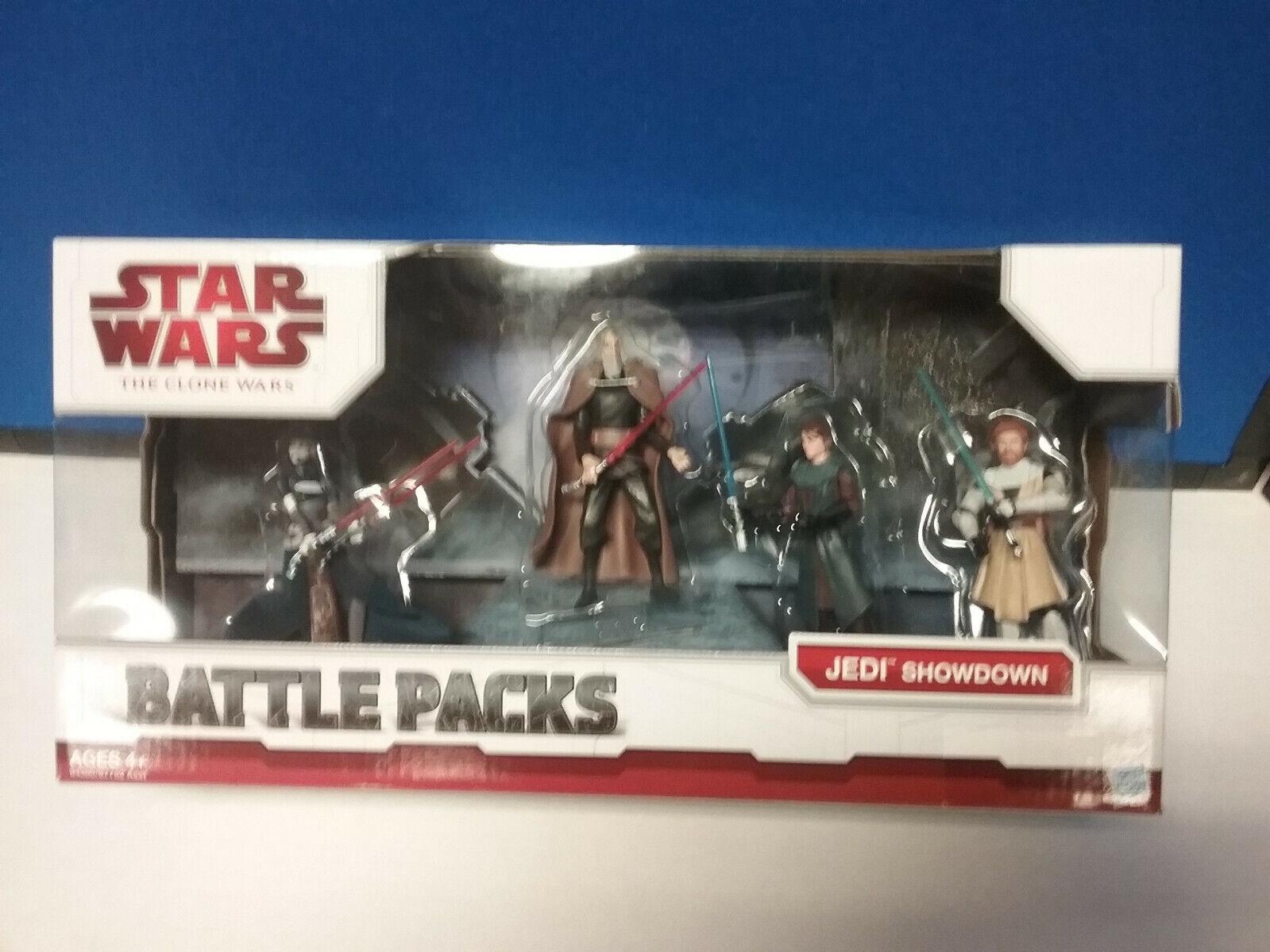 la mejor selección de Estrella Wars Legado De Batalla Batalla Batalla De Figuras Jedi Showdown Nuevo  apresurado a ver