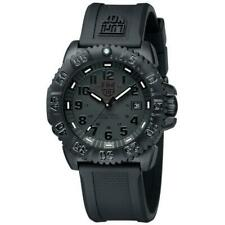 Luminox Reloj Navy Seal Colormark Suizo Blackout Para hombre 3051.BO Distribuidor Autorizado