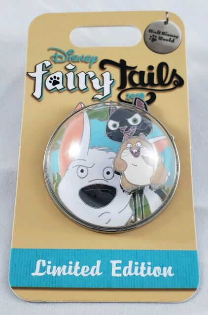 Disney Fairy Tails Poster Pin Event Poster Pin LE 750
