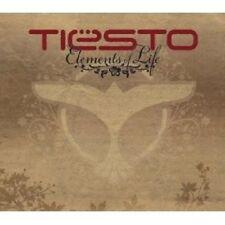 "TIESTO ""ELEMENTS OF LIFE""  CD -------11 TRACKS------- NEU"