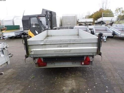 Trailer, Humbaur Humbaur HTK 3000.31, lastevne (kg): 2250