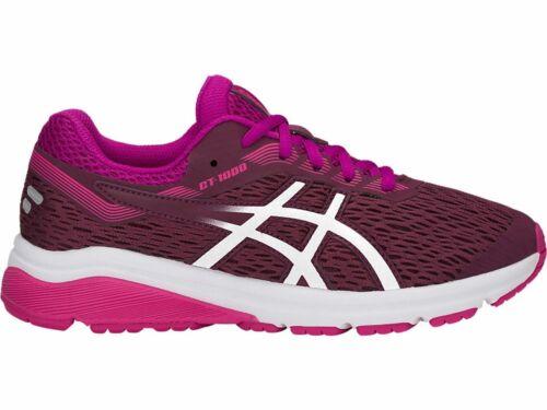ASICS Enfants Chaussures De Course Chaussures De Loisirs gt-1000 7 GS GEL-Technologie Pink Sarre