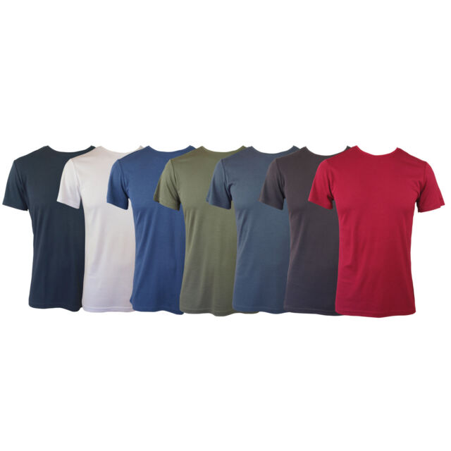 NEW! ANTI-BACTERIAL BAMBOO T-SHIRT ALL SIZES LOTS OF COLOURS!