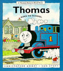 Thomas Goes to School by Christopher Awdry (Paperback, 1996)